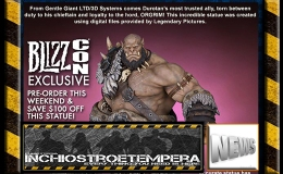 Statue News: Gentle Giant – New Warcraft Collectibles