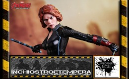 Preorders: Iron Studios – Avengers Age of Ultron Statue 1/10Scarlett Johansson as the Black Widow + Cap. America