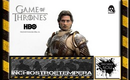 Preorders: ThreeZero – Game of Thrones Action Figure 1/6 Jamie Lannister