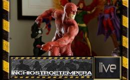 Live Photos: Sideshow – Daredevil Premium FormatStatue