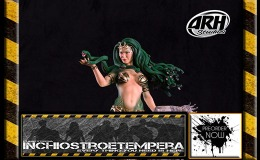 Preorders: ARH Studios – Medusa, Poseidon, Arkhalla, Twin Mermaids Regular Version 1/4 Statues