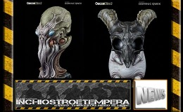 Statue News: Gecco – The Art of Dominic Qwek Model kits – Cthulhu