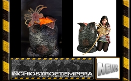 Statue News: NECA – Alien Egg and Facehugger Life Size Replicas