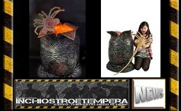 Statue News: NECA – Alien Egg and Facehugger Life SizeReplicas