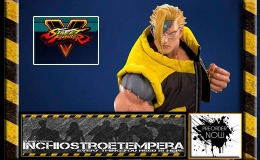 Preorders: PCS – Street Fighter V – 1/4 Nash Statue