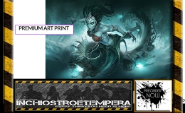 Preorders: Sideshow Premium Art Prints – Marvel + Court of the dead