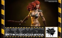 Preorders: Sideshow – Red Sonja Premium Format Figure Red Sonja She-Devil with a Sword