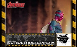 Preorders: Iron Studios – Avengers Age of Ultron Statue 1/10 Iron Man Mark XLIII + The Vision