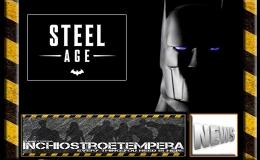 12″ AF News: 3A Toys – DC Comics Steel Age Batman 1/6 ScaleFigure