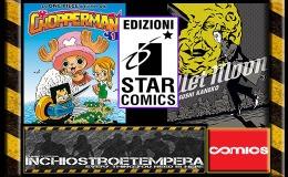 Fumetti: Le Novita' Star Comics del 08Dicembre