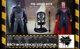 Preorders: Hot Toys – Batman/Superman Dawn of Justice: 12″ Set Lim. Editions
