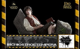 Preorders: Weta – Lord of the Rings Statue Frodo Baggins