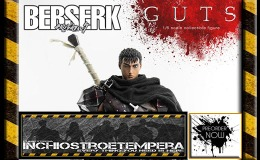 Preorders: Threezero – Berserk Action Figure 1/6 Guts