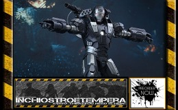 Preorders: Hot Toys – War Machine 12″ DIECAST Movie Masterpiece Series