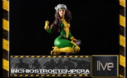 Live Photos: Kotobukiya – X-Men – Rogue DRS Fine ArtStatue