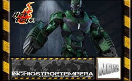 12″ AF News: Hot Toys Exclusive – Iron Man Mark XXVI – Gamma 12″ Figure MMS Series