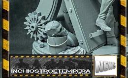Statue News: Caronte Studios – Victor Frankenstein 1/4 scale statue – IlPrototipo!