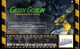 Statue News: Sideshow – Green Goblin PremiumFormat.