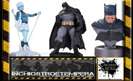 Preorders: DC Collectibles – Bombshells Killer Frost, Batman by Andy Kubert + Batman 30th Anniversary Statues