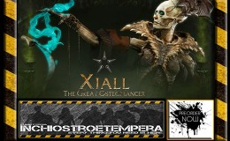 Preorders: Sideshow – Court of the Dead: The Great Osteomancer – Xiall Premium Statue