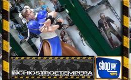 Shop News: Gli arrivi del 01 Dicembre – Chun Li, Kratos, Liara eKidrobot