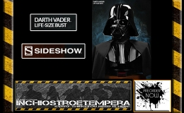 Preorders: Sideshow – Star Wars: Darth Vader Life-Size Bust New Edition