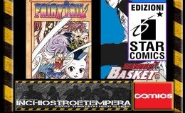 Fumetti: Le Novita' Star Comics del 01Dicembre