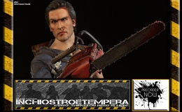 Preorders: Sideshow Collectibles – Evil Dead 2 – Ash Williams 12″ Figure