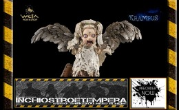 Preorders: Weta – Krampus Statue 1/6 The Cherub + Dark Elf #2