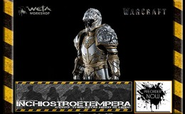 Preorders: Weta – World of Warcraft Swords + Orgrim, King Llane, Foot Soldier Armor statues