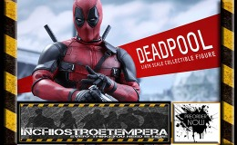 Preorders: Hot Toys – Deadpool Movie Masterpiece  12″ Action Figure
