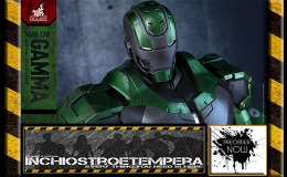 Preorders: Hot Toys – Iron Man 3: Iron Man Mark XXVI – Gamma 12″ Figure