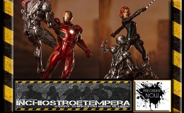 Preorders: – Iron Sudios – Avengers Age of Ultron 1/6 Diorama – Iron Man Mark XLV, Captain America, THor, Hawkeye, Black Widow, Vision