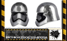 Preorders: Anovos – Star Wars The Force Awakens: Captain Phasma Premier Helmet