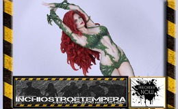 Preorders: Yamato – DC Comics Fantasy Figure Gallery Statue 1/6 Poison Ivy Luis Royo
