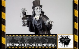 Preorders: Sideshow – COTD Cronicles HC + London After Midnight: Lon Chaney Sr. Statue