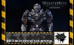 Preorders: Prime 1 Studios – Transformers Age of Extinction: Lockdown Statue