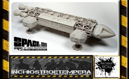 Preorders: MPC – Space 1999 Model Kit – Eagle Transporter – Moon Rover