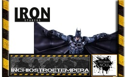 Preorders: Iron Studios – Batman Arkham Knight Statue 1/10
