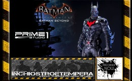 Preorders: Prime 1 Studios – Batman Arkham Knight 1/3 Statue Batman Beyond