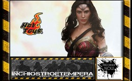 Preorders: Hot Toys – Dawn of Justice – Wonder Woman 12″ Figure Movie Masterpiece Series