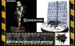Preorders: Sideshow – Star Wars: Sandtrooper PF + Game Of Thrones: Castle Black Statue