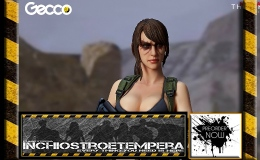 Preorders: Gecco – Metal Gear Solid V The Phantom Pain: Quiet 1:6 scale PVC statue