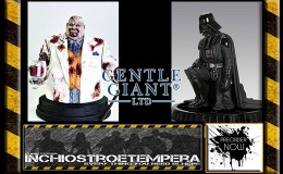 Preorders: Gentle Giant – Kingpin 1/6 Bust + Star Wars Statue 1/8 Darth Vader