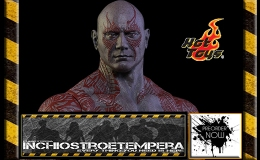 Preorders: Hot Toys – Drax the Destroyer 12″ Figure Guardians of the Galaxy – Movie Masterpiece Series