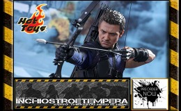Preorders: Hot Toys – Captain America: Civil War – Hawkeye Sixth Scale Figure – Movie Masterpiece Series