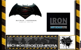 Preorders: Iron Studios – Batman vs Superman Dawn of Justice 1/10 scale Statues