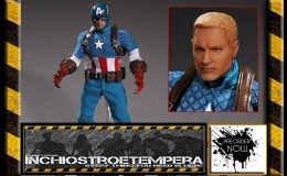 Preorders: Mezco – ONE:12 COLLECTIVE Captain America 1/12 Action Figure
