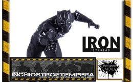 Preorders: Iron Studios – Captain America Civil War Statue 1/10 Black Panther
