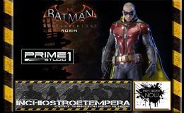 Preorders: Prime 1 Studios – Batman Arkham Knight 1/3 StatueRobin